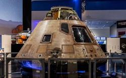 """Sau nửa thế kỉ, khoang điều khiển của tàu Apollo 11 trông vẫn """"chất như nước cất"""""""