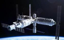 Trạm vũ trụ Thiên Cung 1, niềm hy vọng của Trung Quốc sắp sửa đâm xuống bề mặt Trái Đất