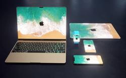 """Khi tất cả mọi thiết bị của Apple đều có """"cái rãnh"""", đây là kết quả"""