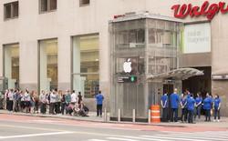 """Biến ga tàu thành cửa hàng Apple Store """"fake"""" đang bán sớm iPhone X, lừa được không biết bao nhiêu người"""