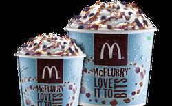 Ứng dụng đặc biệt: thông báo cho người dùng xem máy kem ở tiệm McDonald nào bị hỏng để đỡ mất công đến