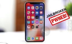 Vừa ra mắt chẳng bao lâu nhưng iPhone X chạy iOS 11.1 đã bị jailbreak