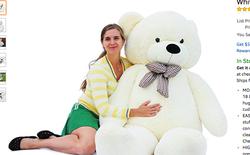 """[Vui] Gấu nhồi bông cao tới 2 mét, giá siêu rẻ trên Amazon nhưng tồn kho tới 2 năm - Mua về mới biết là do người quảng cáo """"có tâm"""""""