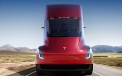 Tesla công bố giá xe tải Semi, dao động từ 150.000 USD đến 200.000 USD