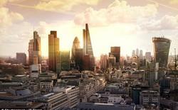 Môi trường sống ở London thậm chí còn độc hại hơn nhiều so với những vụ rò rỉ phóng xạ