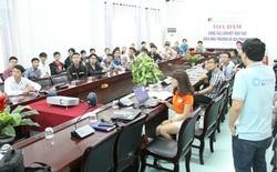 Gần 800 sinh viên của 32 trường trên cả nước đăng ký thi lập trình xe tự hành