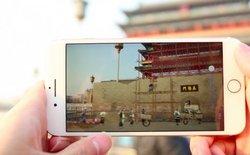 """Sử dụng thực tế tăng cường, đội ngũ phát triển phần mềm Trung Quốc """"xây dựng lại"""" những cổng thành xưa kia"""