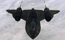 Máy bay do thám BlackBird SR-72 đã có thể đạt vận tốc gấp 6 lần âm thanh