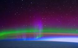 Các phi hành gia của NASA đã chụp được những bức ảnh cực quang tuyệt vời từ Trạm Vũ trụ Quốc tế ISS