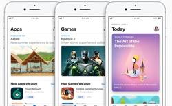 Thông điệp ẩn sâu trong giao diện mới của App Store và ý nghĩa đằng sau chúng