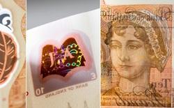 Tương lai của tiền mặt chính là tờ 10 Bảng Anh này