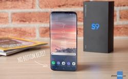 Những hình ảnh render đẹp xuất sắc này của Galaxy S9 sẽ giúp chúng ta hiểu cách Samsung làm flagship trong tương lai