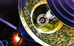 NASA đã từng có ý tưởng xây dựng thành phố ngoài vũ trụ như trong bộ phim Interstellar