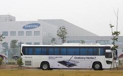 Samsung tuyên bố sẽ nâng số nhà cung ứng linh kiện sản xuất smartphone tại Việt Nam lên con số 50 sau ba năm