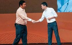Giải mã tư thế bắt tay của ông Jack Ma với ông Trương Gia Bình để hiểu thêm về vị tỷ phú này