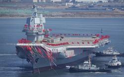 Trung Quốc: một đàn sứa khổng lồ có thể khiến một chiếc hàng không mẫu hạm tỷ đô tê liệt trong nhiều ngày