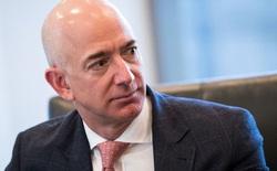 CEO Amazon Jeff Bezos được TIME đề cử danh hiệu Nhân vật của năm 2017