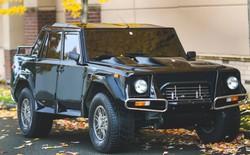 Không phải Urus, chiếc SUV đầu tiên của Lamborghini vừa được bán với giá 467.000 USD