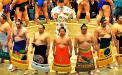 """Thế giới """"u ám"""" của võ sĩ sumo tại Nhật: Không lương, không điện thoại, không bạn gái"""