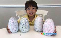 Review đồ chơi trên Youtube, cậu bé 6 tuổi kiếm 11 triệu USD mỗi năm