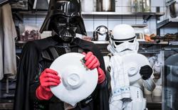 [Vui] Khi Darth Vader và bè lũ Stormtrooper phải đối mặt với khủng hoảng tài chính