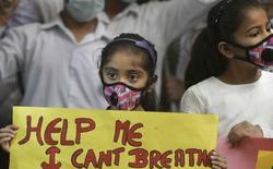 UNICEF cảnh báo: Ô nhiễm không khí có thể gây tổn thương vĩnh viễn não bộ trẻ em, kể cả thai nhi