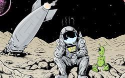 Động cơ tên lửa vẫn đốt cháy rực được ngoài vũ trụ dù không có oxy: Phép màu gì vậy?