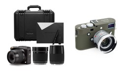 Bộ máy ảnh Leica và Hasselblad trị giá 27.000 USD bị trộm khỏi cửa hàng nổi tiếng ở Canada