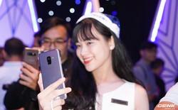 Bộ đôi Samsung Galaxy A8 (2018) và Galaxy A8+ (2018) chính thức ra mắt tại thị trường Việt Nam: màn hình vô cực giống dòng S cao cấp, trang bị camera selfie kép, giá từ 10.990.000 đồng