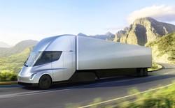 Với đơn hàng 125 chiếc, UPS vượt qua Pepsi trở thành đối tác đặt nhiều xe tải Tesla nhất