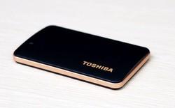 Quay thưởng chương trình tặng bạn đọc ổ cứng di động SSD Toshiba X10 120GB