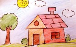 Điều gì xảy ra nếu bạn để những đứa trẻ thiết kế ngôi nhà của tương lai?