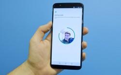 OnePlus 5 sẽ sớm được cập nhật tính năng mở khóa bằng khuôn mặt Face Unlock