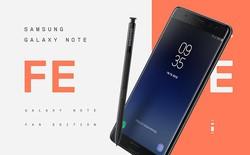 Đánh giá Galaxy Note FE: Món quà cuối năm tuyệt vời dành cho fan dòng Note
