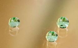 Khám phá mới về chuyển động của phân tử nước