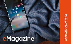 Hành trình tới ngôi vương làng smartphone của Galaxy Note8