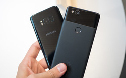 So sánh Google Pixel 2 và Samsung Galaxy S8: Kẻ tốt nước gỗ, người tốt nước sơn