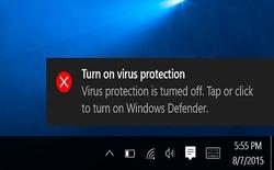Windows Defender sẽ khiến người dùng Windows không còn cần trình diệt virus bên thứ 3 nữa?