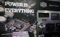 [Computex 2017] Cooler Master năm nay tập trung vào concept có chiều sâu hơn là những giải pháp ăn theo thị trường hời hợt