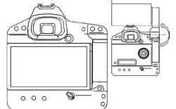 Canon nộp bằng sáng chế máy ảnh DSLR có màn hình xoay lật kích thước lớn