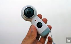 360 Round sẽ là camera VR thế hệ tiếp theo của Samsung?
