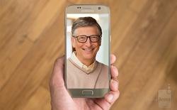 Bill Gates nói rằng ông đang sử dụng một chiếc điện thoại Android, liệu đó có phải là Galaxy S7?