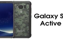 Lộ diện toàn bộ chi tiết của Galaxy S8 Active: pin 4000 mAh, IP68, đáp ứng tiêu chuẩn của quân đội