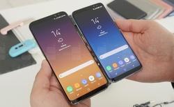 Galaxy S8 có sức tiêu thụ gấp đôi Galaxy S7