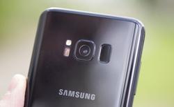 """Galaxy S9 cũng sẽ có """"cái rãnh"""" như iPhone X, nhưng lại ở dưới?"""