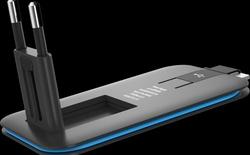 Đây là bộ sạc điện thoại mỏng nhất hệ mặt trời, chỉ có nửa cm