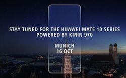 Tương tự Galaxy Note8, Huawei Mate 10 cũng sẽ có phụ kiện biến máy thành một PC thực thụ