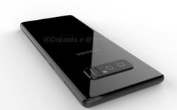 Xuất hiện ảnh dựng và video 360 độ của Samsung Galaxy Note 8