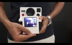 """Chụp ảnh thì quá bình thường, anh chàng này tạo ra máy có thể """"chụp"""" ảnh động GIF"""