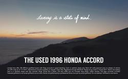 Bằng đoạn quảng cáo ngoạn mục, anh chàng này nâng giá trị chiếc xe Honda 21 năm tuổi lên đến 3,5 tỷ đồng